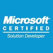 microsoft Certified Developer